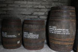 Barral, Hogshead and Butt - the way to store your Scottish Whisky