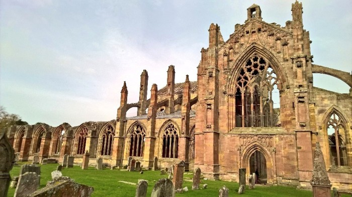 Melrose Abbey