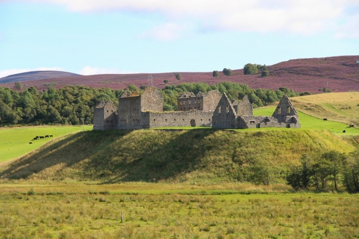 The Ruthven Barracks