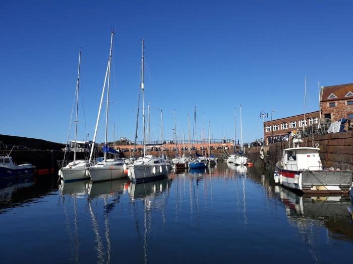North Berwick Harbour, East Lothian