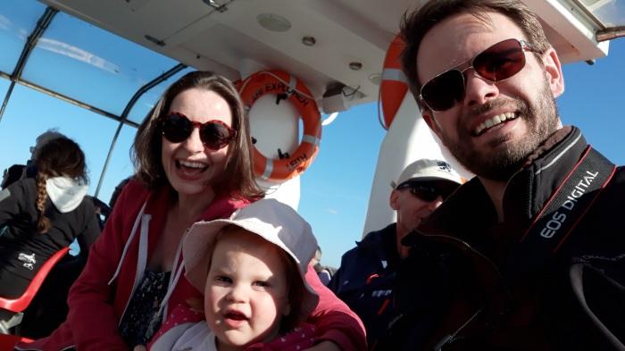 The Bass Rock Catamaran Boat Trip