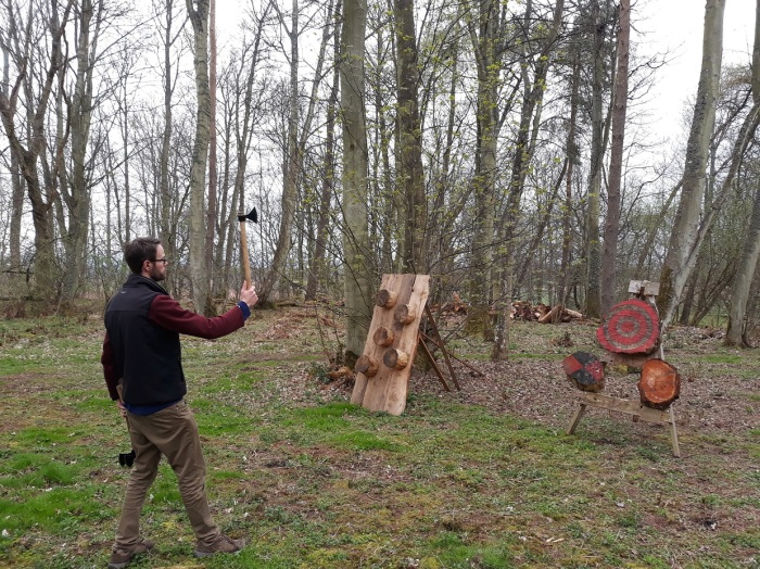 Tree-ditions bushcraft and outdoor activities