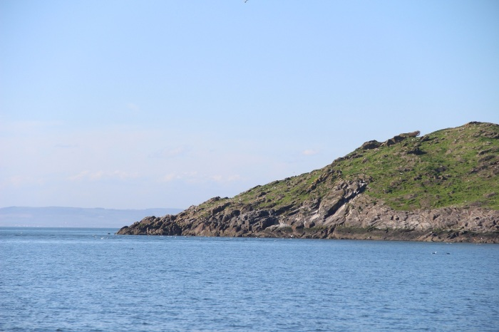 Craigleith Island, Firth of Forth