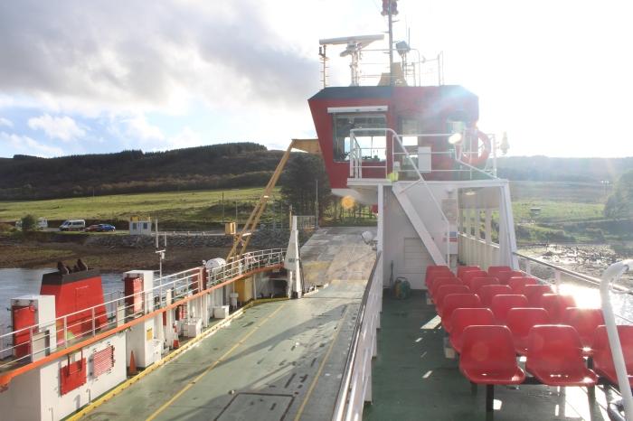 CalMac Rhubodach Ferry