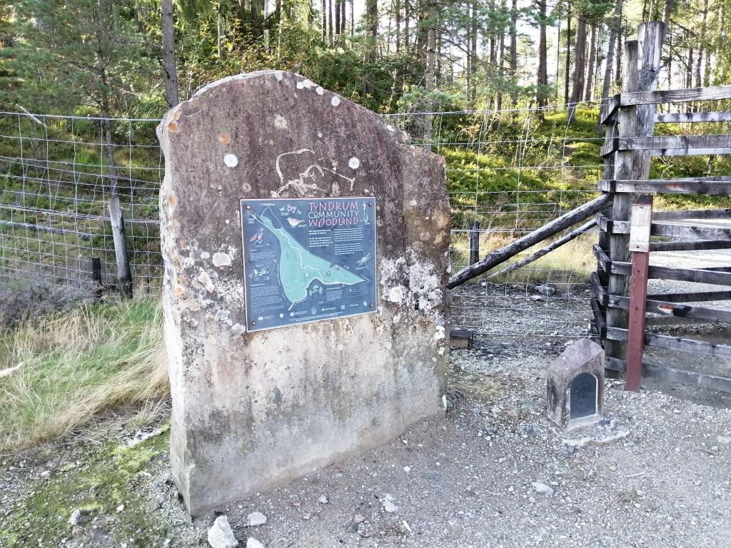 west highland way, scotland, tyndrum, path, fence