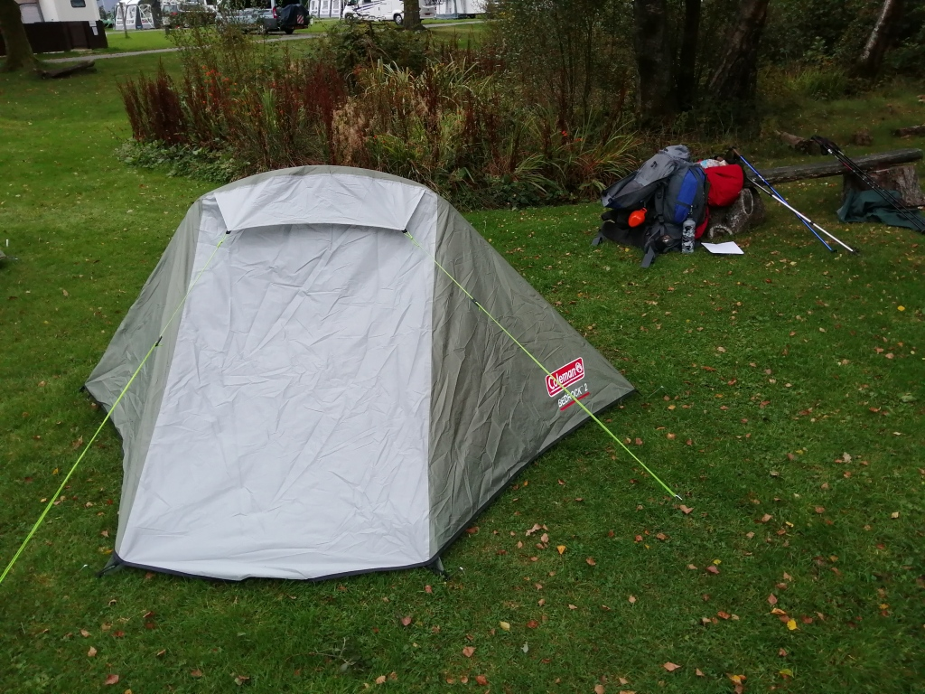 west highland way, scotland, tent, hiking gear, camping