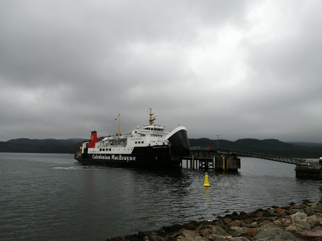 caledonian macbrayne ferry, ferry, sailing scotland