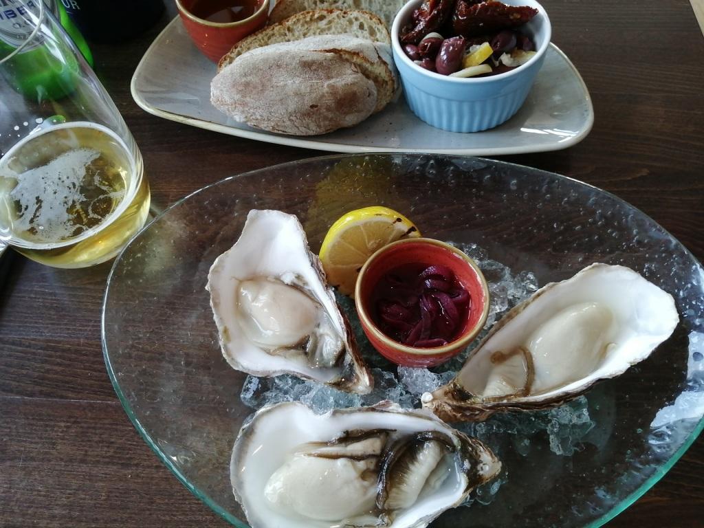 Oysters, seafood, scottish seafood, shellfish, lemon, islay, scotland