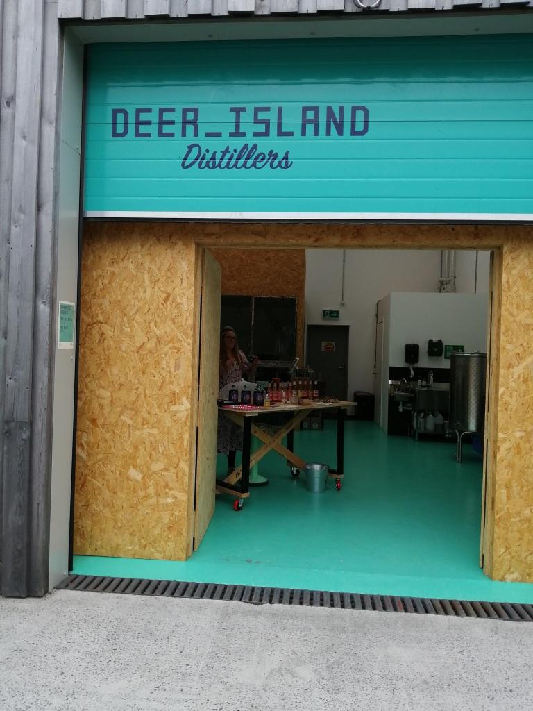 Deer Island Rum, Craighouse, distillery, rum, wearhouse, bottles, jura, scotland